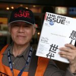 The Big Issue, turning the homeless into salespeople extraordinaire